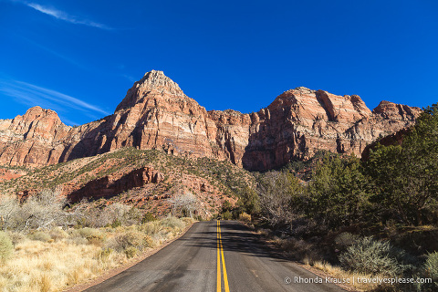 Southwest Road Trip Itinerary- California, Arizona, Utah, Nevada