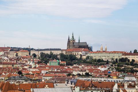 travelyesplease.com | Pleasant Surprises in Prague | View of Prague Castle