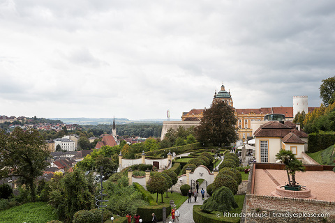 travelyesplease.com | Melk Abbey- A Jewel on the Danube