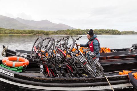 travelyesplease.com | The Gap of Dunloe- Boat and Bike Trip From Killarney, Ireland