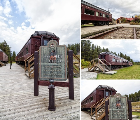 travelyesplease.com | Photo of the Week: Lake Louise Station