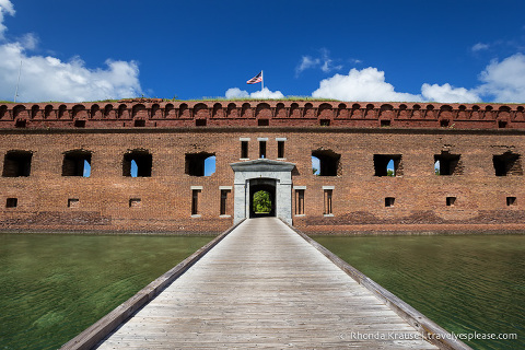 travelyesplease.com | Visiting Dry Tortugas National Park and Fort Jefferson