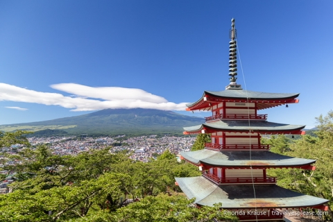 travelyesplease.com | Exploring the Fuji Five Lakes- What to Do Even When You Can't See Mt. Fuji