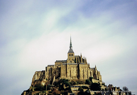 travelyesplease.com | Photo of the Week: Mont Saint Michel, France