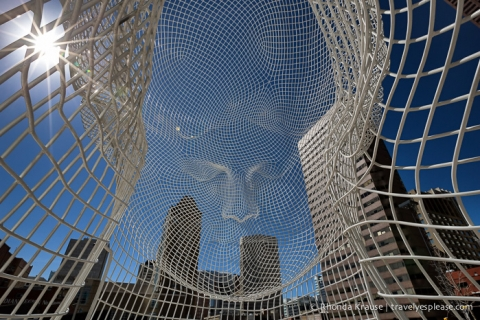 travelyesplease.com | Photo of the Week: Calgary's Wonderland Sculpture