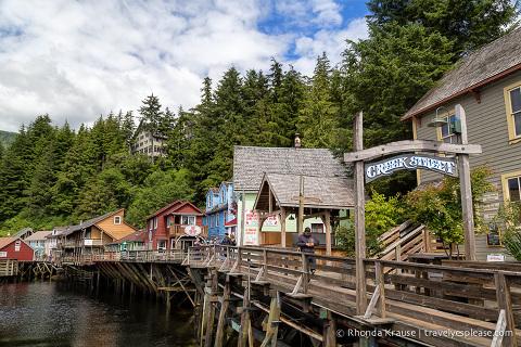 travelyesplease.com   Photo of the Week: Creek Street- Ketchikan, Alaska