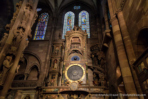 travelyesplease.com | Strasbourg's Astronomical Clock- Photo of the Week