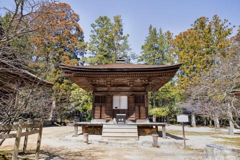 travelyesplease.com | Danjo Garan- Koyasan's Central Temple Complex
