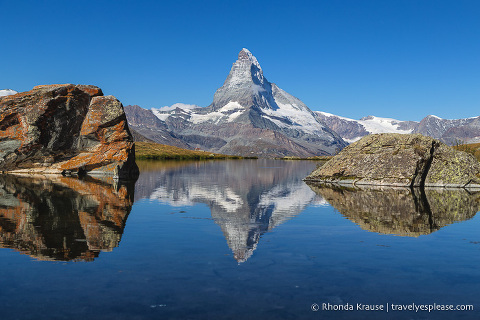 travelyesplease.com | Hiking the Five Lakes Trail in Zermatt