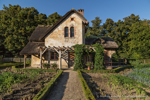 travelyesplease.com | Queen's Hamlet at Versailles- Marie-Antoinette's Adorable Rustic Retreat