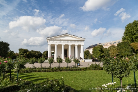 travelyesplease.com | The Vienna Card- Worth it or a Waste of Money | Theseus Temple, Vienna