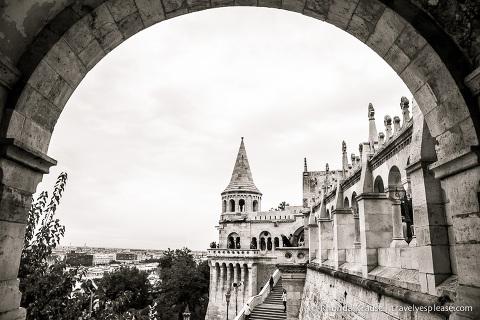 travelyesplease.com | Photo of the Week: Fisherman's Bastion, Budapest