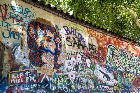 travelyesplease.com | Photo of the Week: John Lennon Wall, Prague