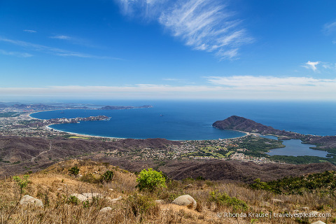 travelyesplease.com | Photo of the Week: The Twin Bays of Manzanillo