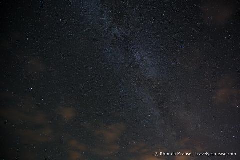 travelyesplease.com | Stargazing at the Jasper Dark Sky Festival