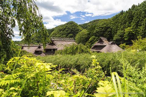 travelyesplease.com   Saiko Iyashi no sato Nenba- A Charming Open Air Museum of Crafts and Culture
