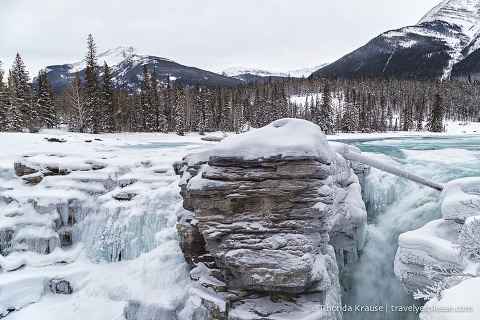 travelyesplease.com | Things to Do in Jasper in Winter- Our Favourite Winter Activities in Jasper National Park