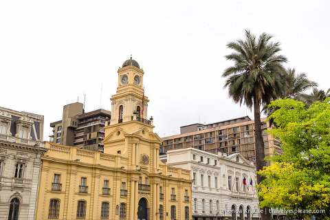 travelyesplease.com | Walking Tour of Santiago, Chile- Photo Series
