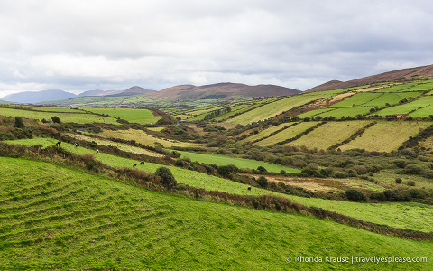 travelyesplease.com   Driving the Dingle Peninsula- Points of Interest