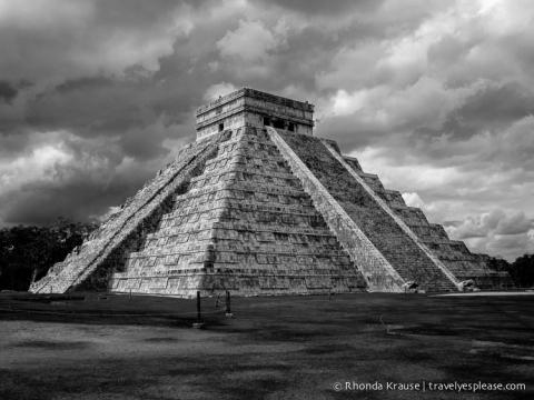 travelyesplease.com | Photo of the Week: El Castillo, Chichen Itza