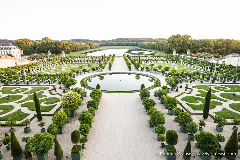 travelyesplease.com | Photo of the Week: The Orangerie, Palace of Versailles