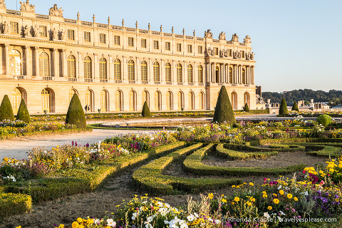 travelyesplease.com | Visiting the Palace of Versailles- Self-Guided Tour of the Palace of Versailles