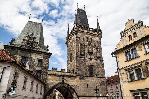 travelyesplease.com | A Walk Through Prague: Part Two- Prague's Lesser Town and Castle Quarter