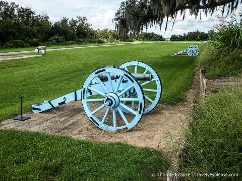 travelyesplease.com | New Orleans Day Trips- Swamps, Battlefields, and Plantations