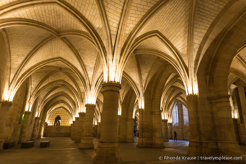 travelyesplease.com | The Conciergerie- History and Tour of Paris' Palace Turned Prison