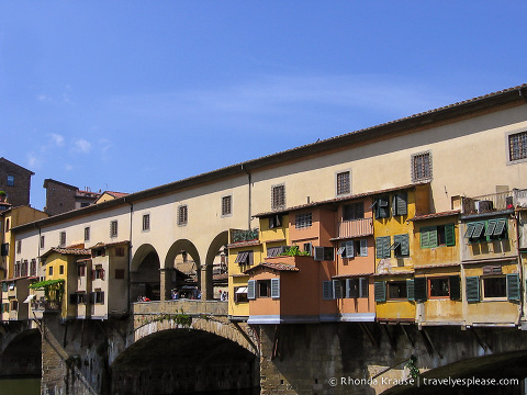 travelyesplease.com | Photo of the Week: Ponte Vecchio | Florence, Italy