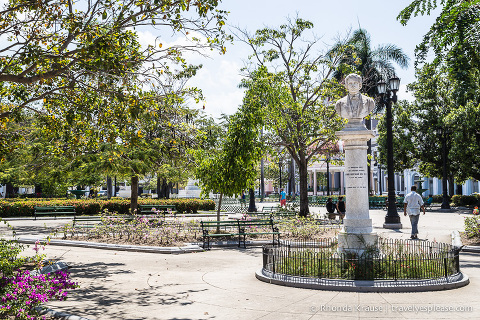 travelyesplease.com | The Historic Heart of Cienfuegos- Parque Marti