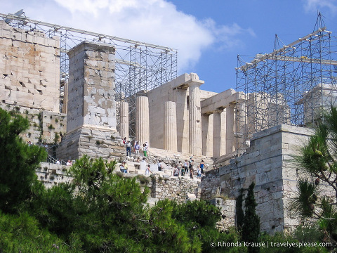 travelyesplease.com | The Acropolis- Athens' High City