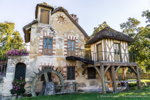 travelyesplease.com   Palace of Versailles: Part 3- The Queen's Hamlet
