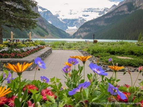 travelyesplease.com | Romantic Lake Louise- Five Activities for Romance