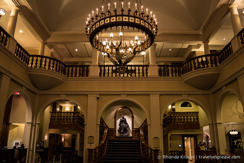 travelyesplease.com | Photo of the Week: Chateau Lake Louise, Banff National Park Hotel