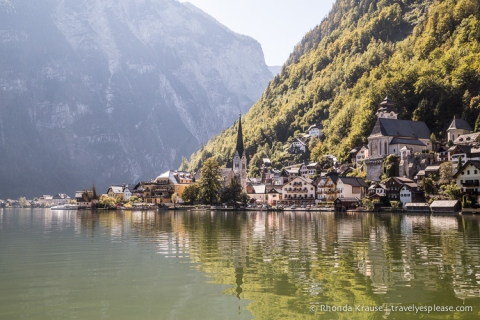 travelyesplease.com | Hallstatt, Austria- A Picturesque Lakeside Alpine Village