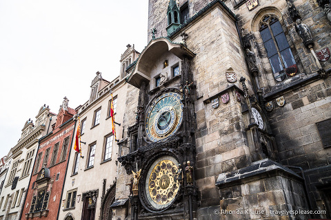 travelyesplease.com | Prague's Astronomical Clock- History, Design and Tips for Visiting