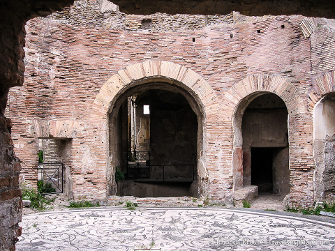travelyesplease.com   Visiting Ostia Antica- Harbour City of Ancient Rome