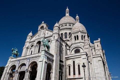 travelyesplease.com | Photo of the Week: Sacre Coeur Basilica