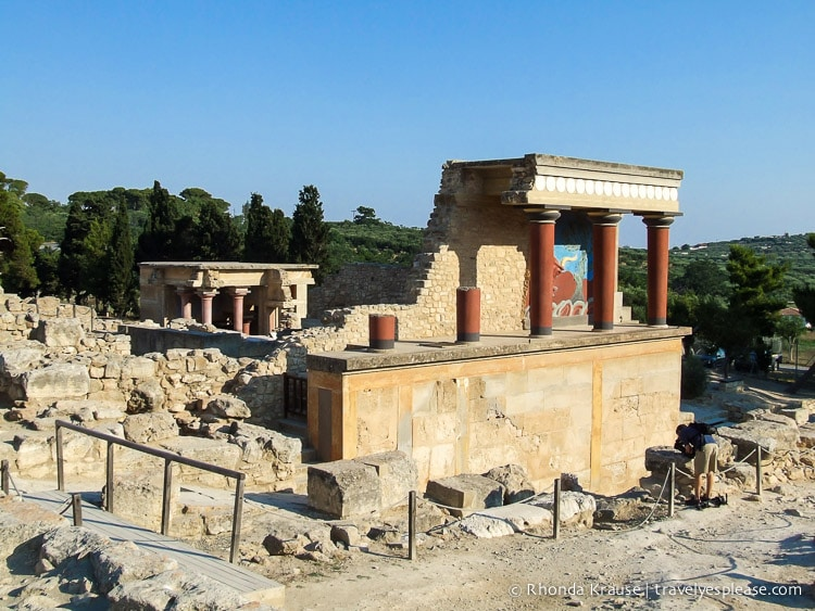 Knossos Palace- Discovering Minoan Culture and Mythology