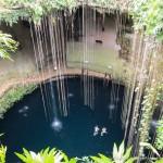 Sacred Swim-Ik Kil Cenote, Mexico
