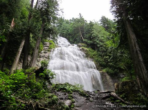 travelyesplease.com | Photo of the Week: Bridal Falls, British Columbia