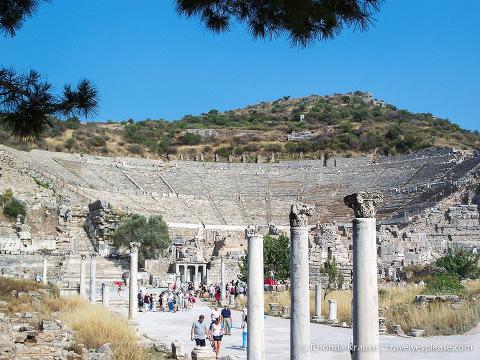 travelyesplease.com | Ephesus- Exploring an Ancient City