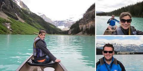 travelyesplease.com | Romantic Lake Louise- Five Activities for Romance