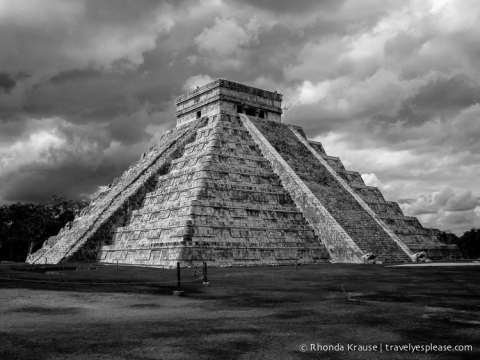 travelyesplease.com | Photo of the Week: El Castillo, Chichen Itza