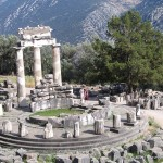 Photo of the Week: Sanctuary of Athena, Delphi