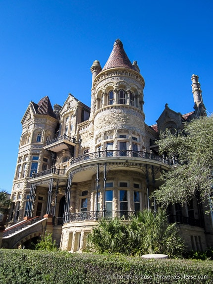 travelyesplease.com | Victorian Architecture and Unique Surprises in Galveston