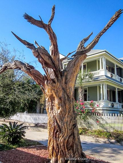 travelyesplease.com   Victorian Architecture and Unique Surprises in Galveston