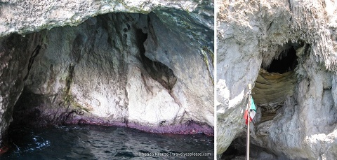 travelyesplease.com | Capri- Boat Tour and The Famous Blue Grotto