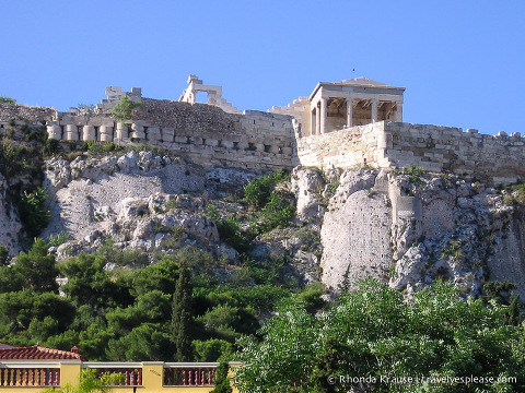 travelyesplease.com   The Acropolis- Athens' High City